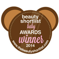 Shortlist Baby Awards - Winner Best Skincare for Mums