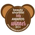 Shortlist Baby Awards - Winner Best Skincare for Mums