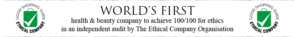 Good Shoppers Guide - Ethical Company