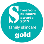 FreeFrom Skincare Awards 2015