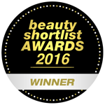 Beauty Shortlist Awards 2016 - Winner