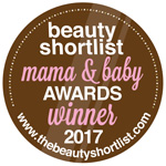 Beauty Shortlist 2017 Mama & Baby Award Winner