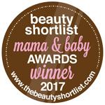 Beauty Shortlist Mama & Baby Awards 2017 - Winner