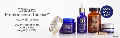 Frankincense Intense Lift Launch Offer