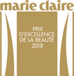 2018 Marie Claire Prix D'Excellence Award for Sustainability.