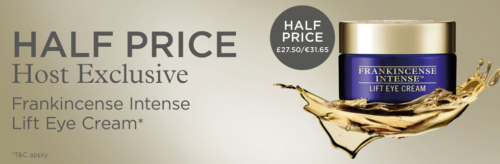 HALF PRICE Host Exclusive