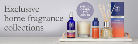 Exclusive home fragrance collections