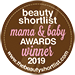 Beauty Shortlist 2019 Mama & Baby Award Winner
