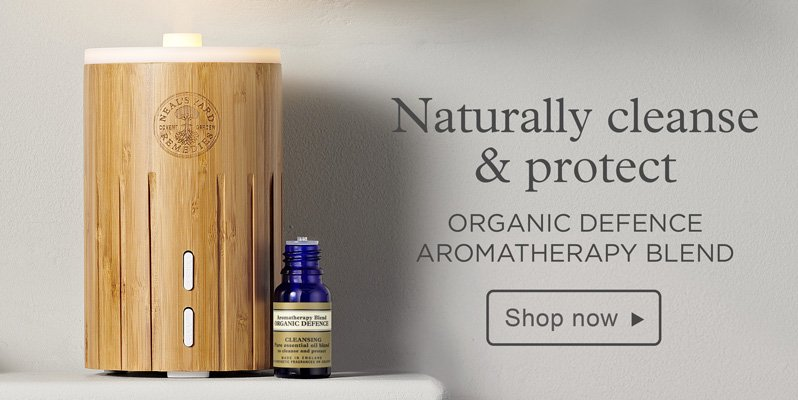 Organic Defence Aromatherapy Blend
