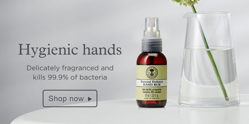 Natural Hand Defence Sprays