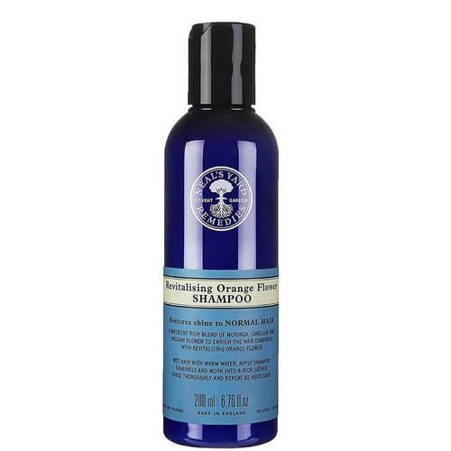 Revitalising Orange Flower Shampoo 200ml, Neal's Yard Remedies