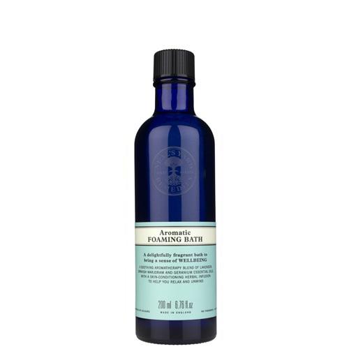 Aromatic Foaming Bath 200ml, Neal's Yard Remedies