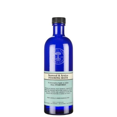 Seaweed & Arnica Foaming Bath 200ml, Neal's Yard Remedies