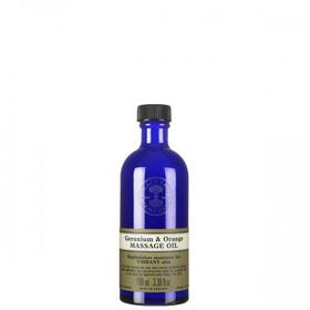 Geranium & Orange Massage Oil 100ml