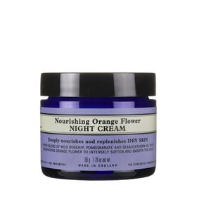 Nourishing Orange Flower Night Cream 50g