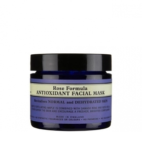 Rose formula Antioxidant Facial Mask 50g