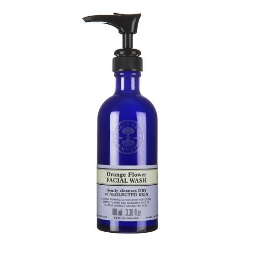 Orange Flower Facial Wash 100ml, Neal's Yard Remedies