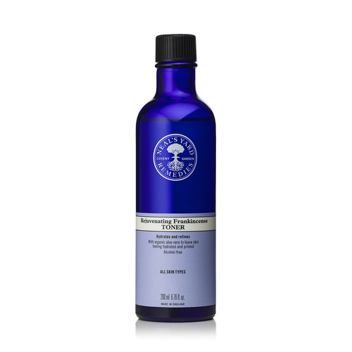 Rejuvenating Frankincense Toner 200ml, Neal's Yard Remedies