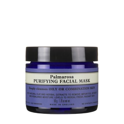 Palmarosa Purifying Facial Mask 50g, Neal's Yard Remedies