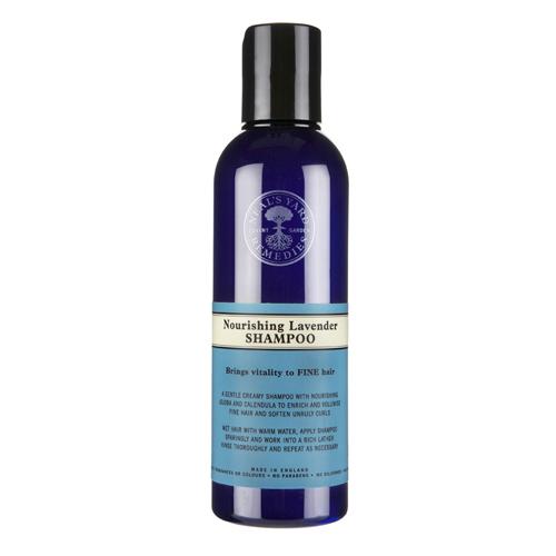 Nourishing Lavender Shampoo 200ml, Neal's Yard Remedies