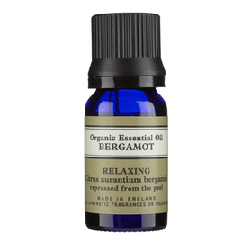Bergamot Organic Essential Oil 10ml