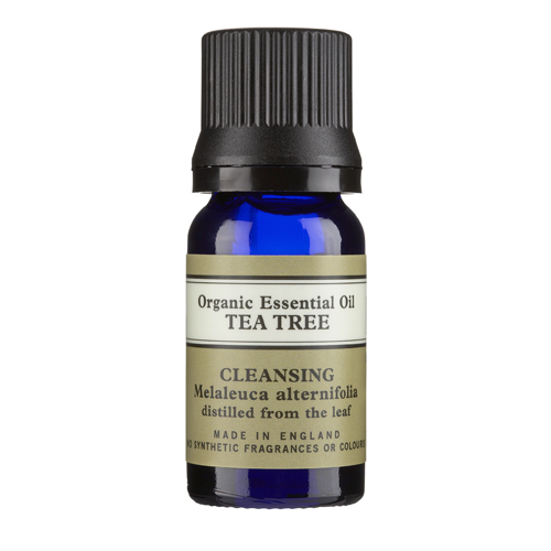 Tea Tree Organic Essential Oil 10ml, Neal's Yard Remedies