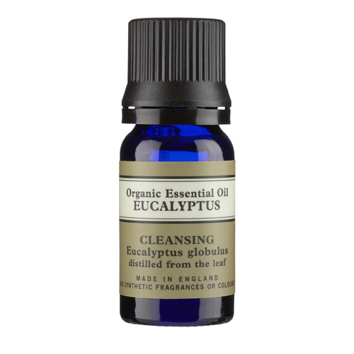 Eucalyptus Globulus Organic Essential Oil 10ml, Neal's Yard Remedies