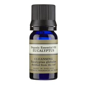 Eucalyptus Globulus Organic Essential Oil 10ml