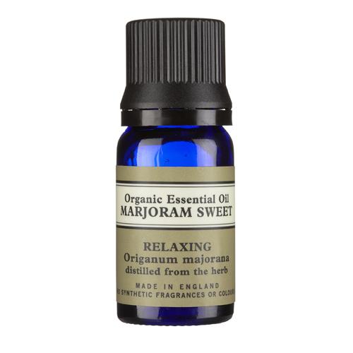 Marjoram Sweet Organic Essential Oil 10ml, Neal's Yard Remedies