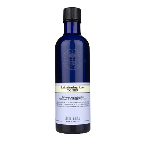 Rehydrating Rose Toner 200ml, Neal's Yard Remedies