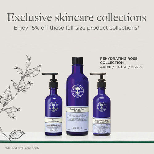 Rehydrating Rose Collection, Neal's Yard Remedies