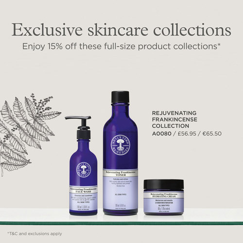 Rejuvenating Frankincense Collection, Neal's Yard Remedies