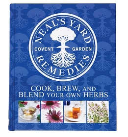 Cook, Brew & Blend Your Own Herbs Book
