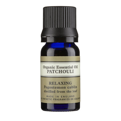 Patchouli Organic Essential Oil 10ml, Neal's Yard Remedies