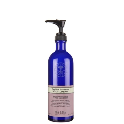 English Lavender Body Lotion 200ml, Neal's Yard Remedies