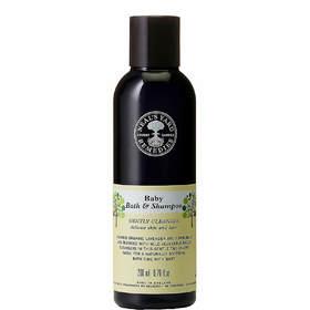 Baby Bath & Shampoo 200ml