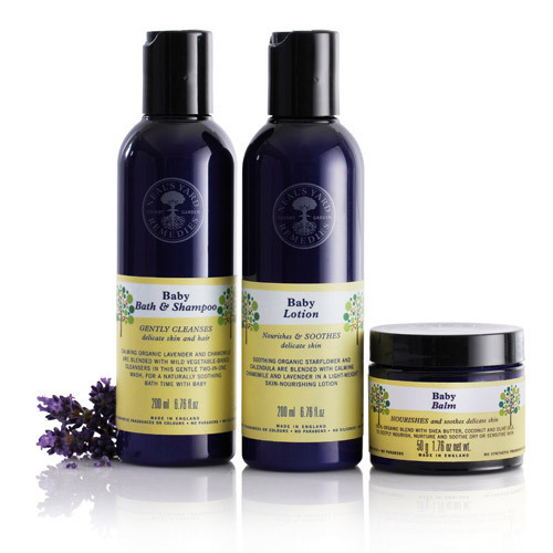 Baby Collection, Neal's Yard Remedies