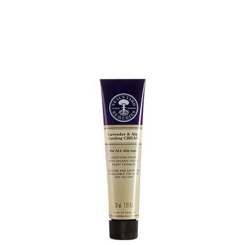 Lavender & Aloe Cooling Cream 30ml, Neal's Yard Remedies