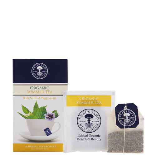 *old* Organic Summer Tea X 18 Bags, Neal's Yard Remedies
