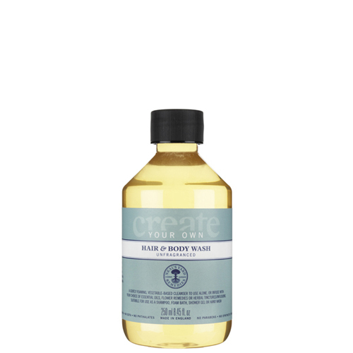 *old* Create Hair & Body Wash 250ml, Neal's Yard Remedies