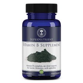 SuperNutrient Vitamin B Supplement (60 Capsules)