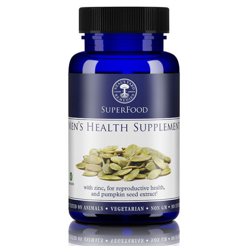 Mens Health Supplement (60 Capsules), Neal's Yard Remedies