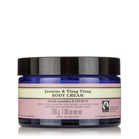 Jasmine & Ylang Ylang Body Cream 200g