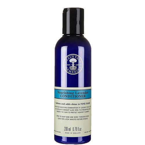 Nourishing Lavender Conditioner 200ml, Neal's Yard Remedies