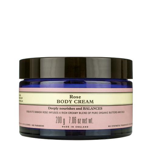 Rose Body Cream 200g, Neal's Yard Remedies