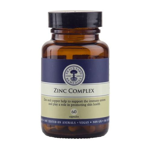 *old* Zinc Complex UK, Neal's Yard Remedies