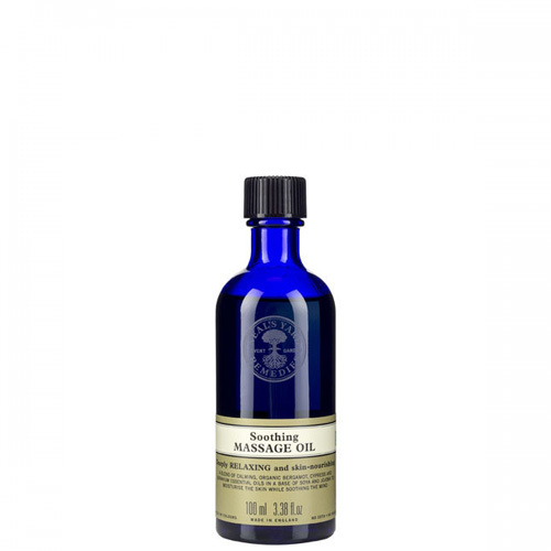 Soothing Massage Oil 100ml, Neal's Yard Remedies
