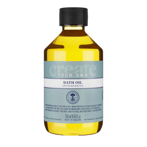 Create Your Own Bath Oil 250ml, Neal's Yard Remedies