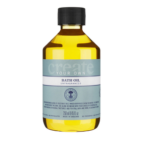 Create Your Own Bath Oil 250ml