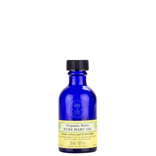 Pure Baby Oil 50ml, Neal's Yard Remedies